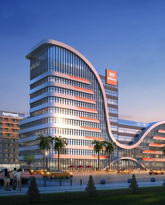 Jinghao Medical Building